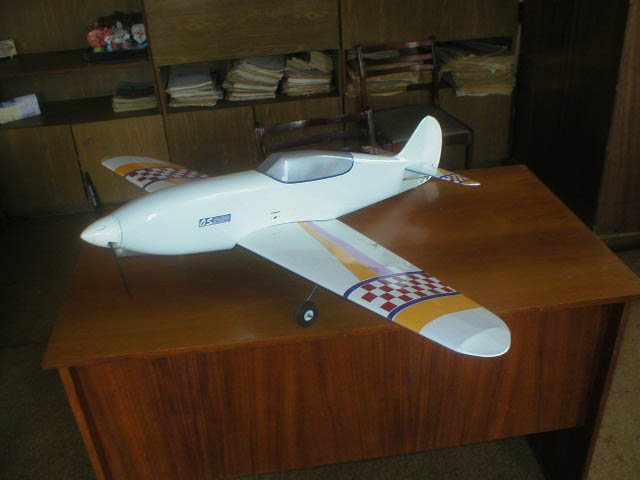 Low Wing Trainer 0.25